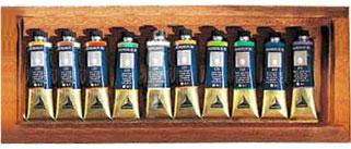 Lasoffittadipantyra colori ad olio for Colori ad olio professionali