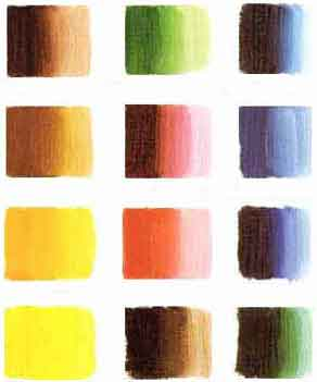 colori principali
