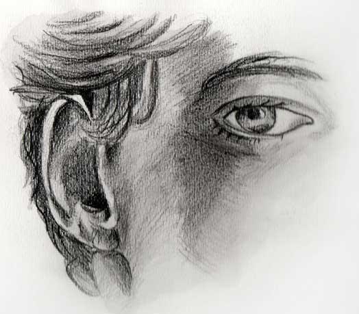 L disegnare gli occhi for Immagini da copiare a mano