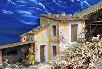 Interesting case presepe with costruire case for Costo materiale per costruire una casa