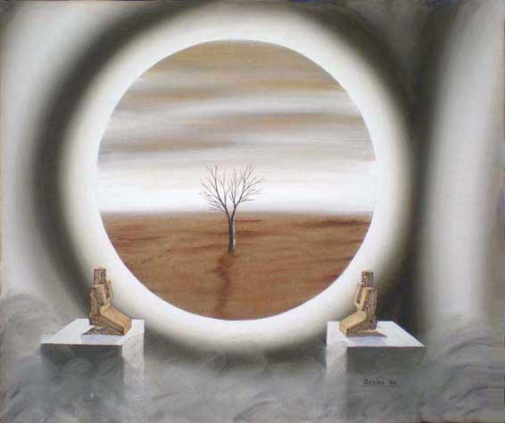 tecnica pittura olio