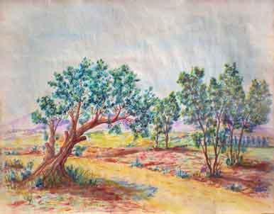 Pittura con colori ad acquerello for Quadri da copiare