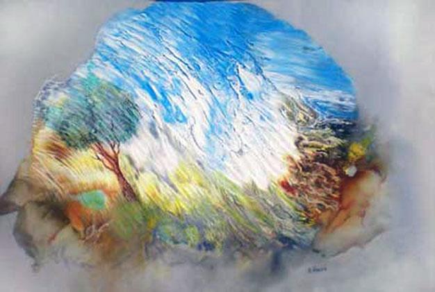 Dipingere Con I Colori Acrilici